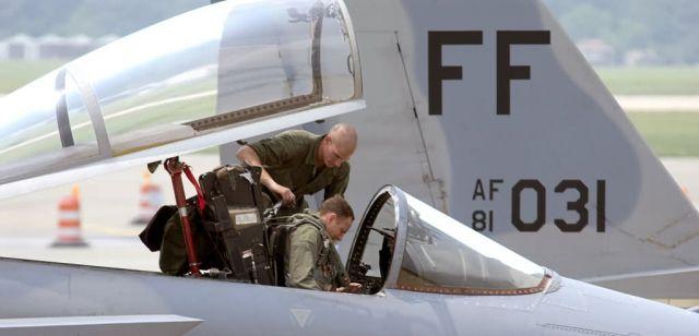 F-15 - Sky patrol Picture