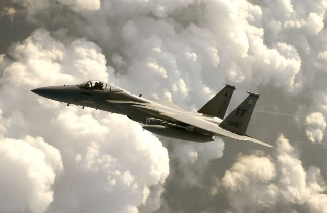 F-15 - Sky patrol Picture