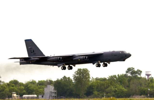 B-52 - 50th anniversary of B-52 delivery Picture