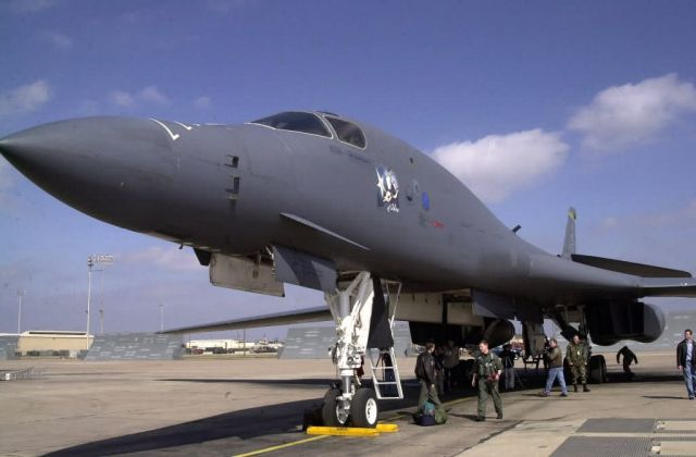 B-1B Lancer - B-1 commemorates its 20th at Dyess Picture