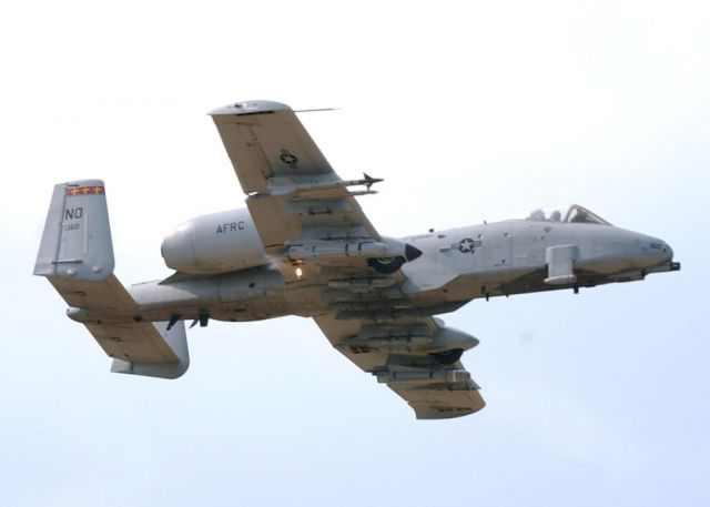 A-10 Thunderbolt II - Air Warrior II tests aircrews and controllers Picture