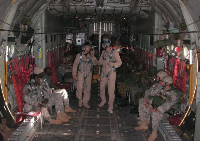 C-130 Hercules - Airmen join Soldiers taking Kenya military to new heights Picture