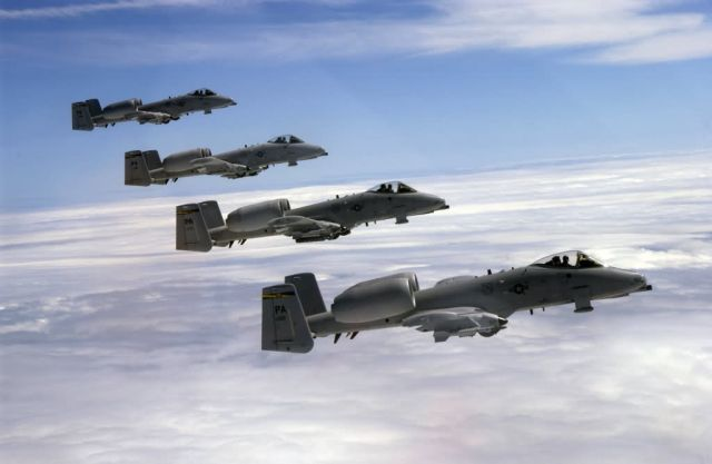 A-10s - Four bolts Picture