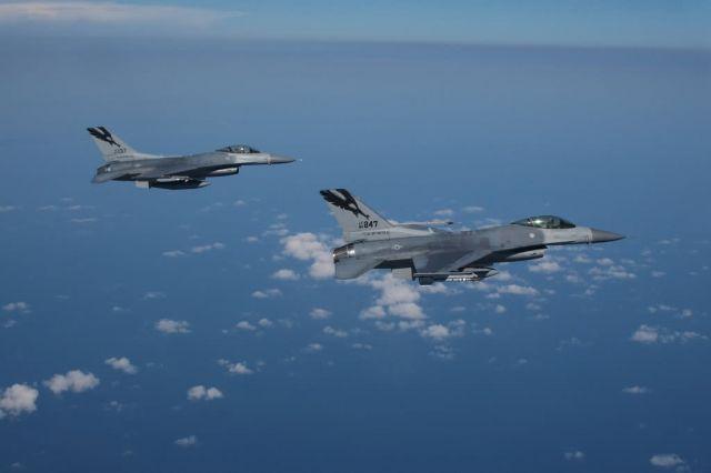 F-16 - California Falcons Picture
