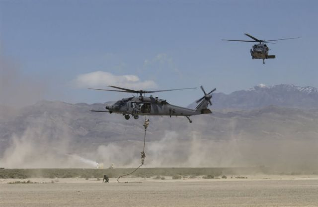 HH-60G Pave Hawk - Hawk rescue Picture