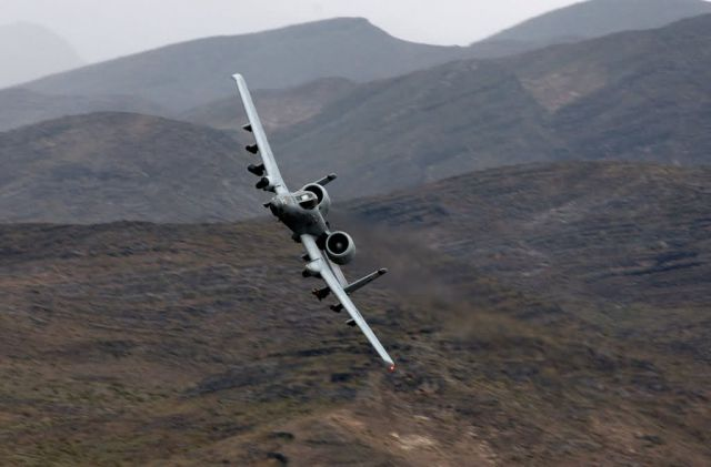 A-10 Thunderbolt II - Bolting through the sky Picture