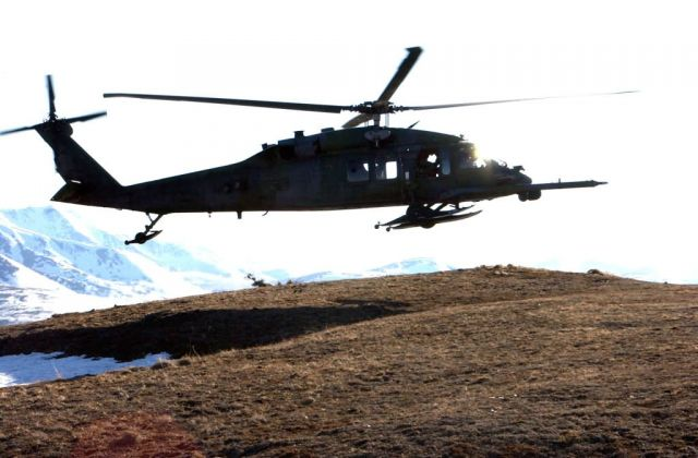 HH-60G - Cope Thunder training Picture