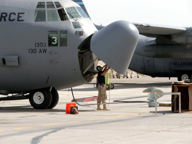 C-130 Hercules - Who nose? Picture