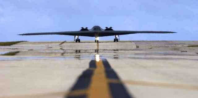 B-2 - Spirit of protection Picture