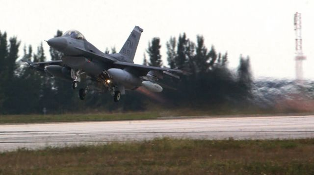 F-15 Eagles - Reserve, active-duty pilots battle for air superiority Picture