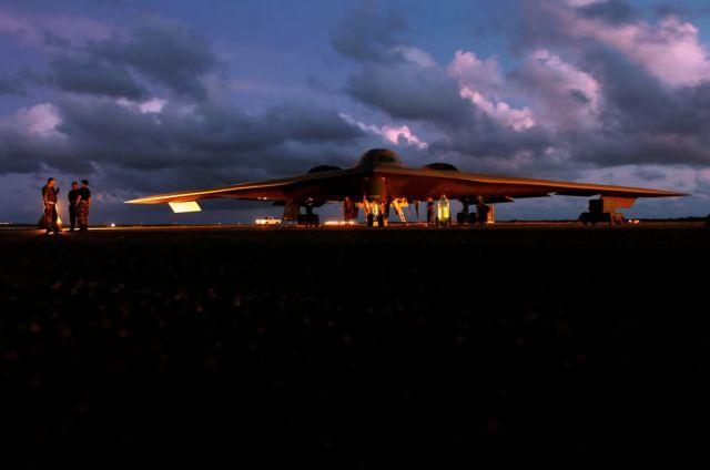 B-2 Spirit bomber - Keeping Spirits high Picture