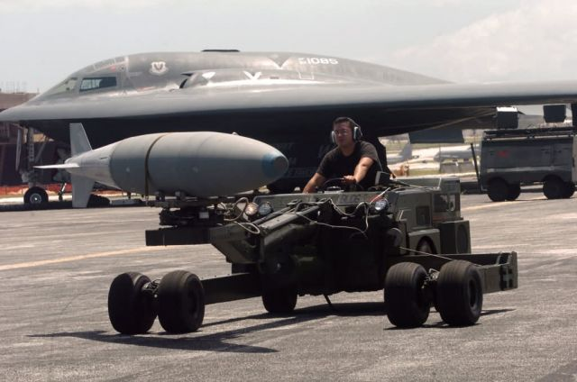 B-2 Spirit bomber - Putting the 'bomb' in bomber Picture