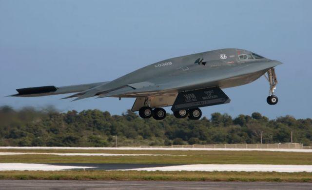 B-2 - Airmen help improve B-2 aircraft maintenance in Guam Picture