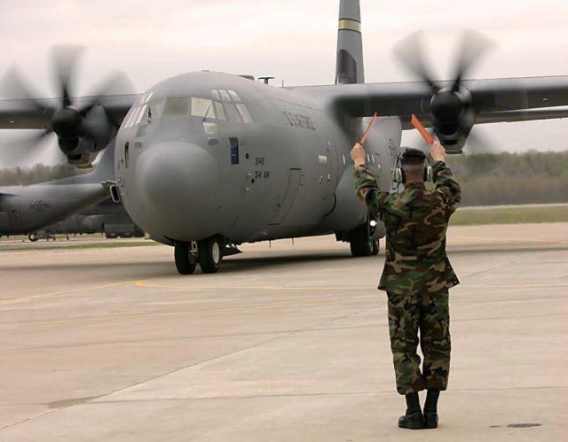 J-model - Little Rock receives second C-130J Picture
