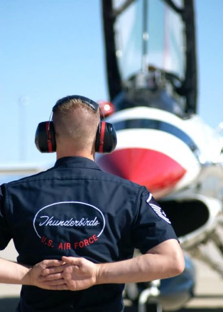 F-16 - Thunderbirds Picture