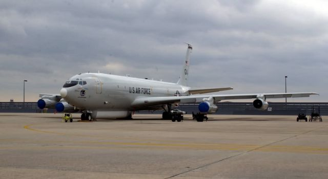 E-8C - Final Joint STARS aircraft delivered Picture