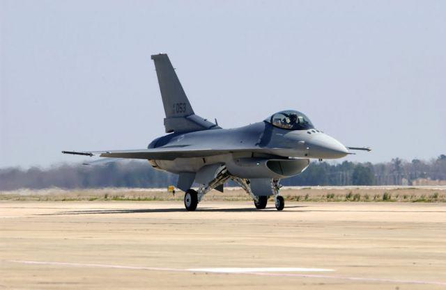 F-16 - Last F-16 Fighting Falcon Picture
