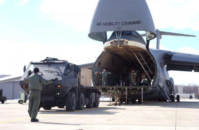 C-5 Galaxy - Guard Airmen help drive transformation Picture