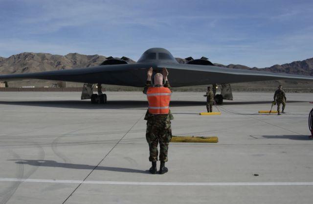 B-2 Spirit - Spirit marshal Picture