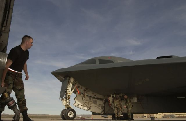 B-2 - Fueling the Spirit Picture