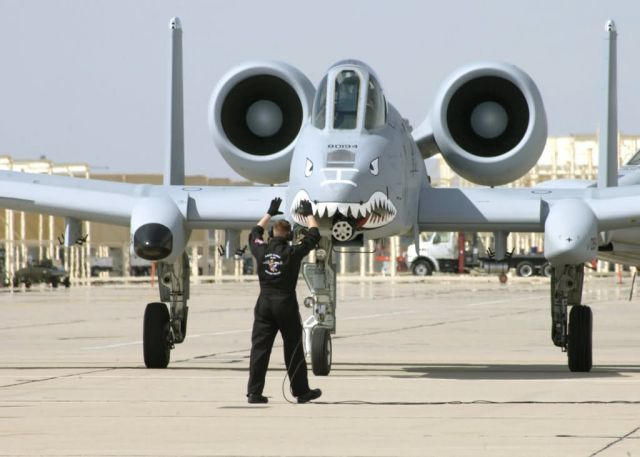 A-10 Thunderbolt II - Keep your eyes on me Picture