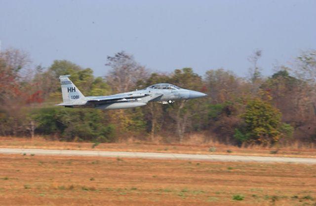 F-15 - Hawaiian Eagle Picture