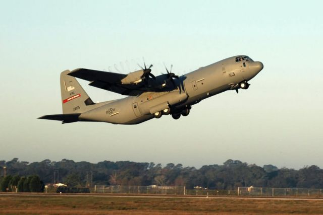 C-130J Hercules - Cleared for takeoff Picture
