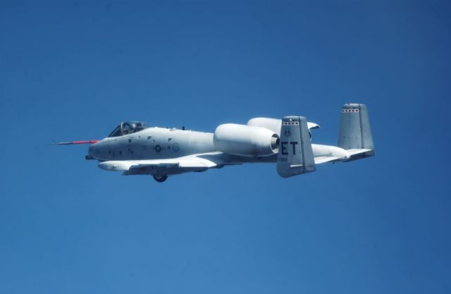A-10 Thunderbolt II - C-model A-10 takes first flight Picture