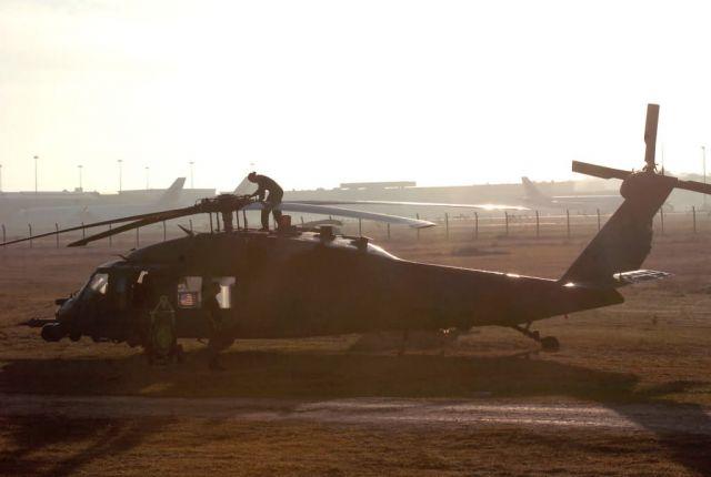 HH-60G Pave Hawk - Relief effort making progress Picture