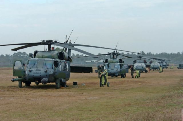 HH-60G - Support in Sri Lanka Picture