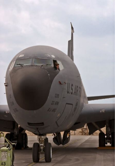 KC-135 - Watchful eye Picture