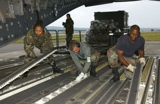 C-17 - Unified Assistance Picture