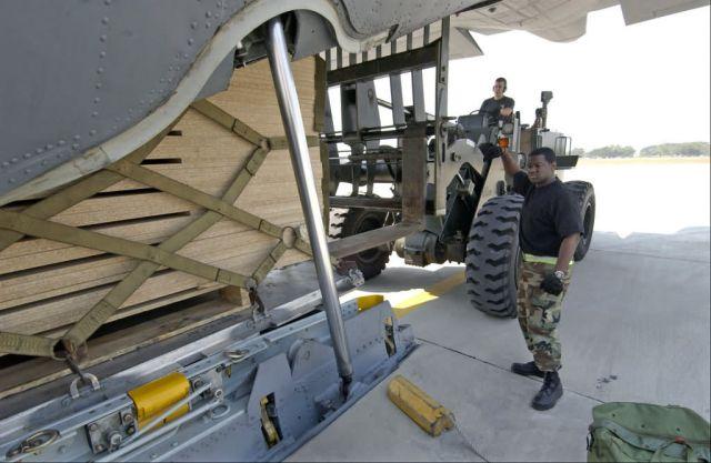 C-130 Hercules - Tsunami Relief Picture