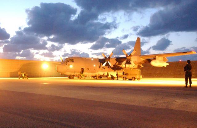 C-130 Hercules - Disaster relief efforts Picture