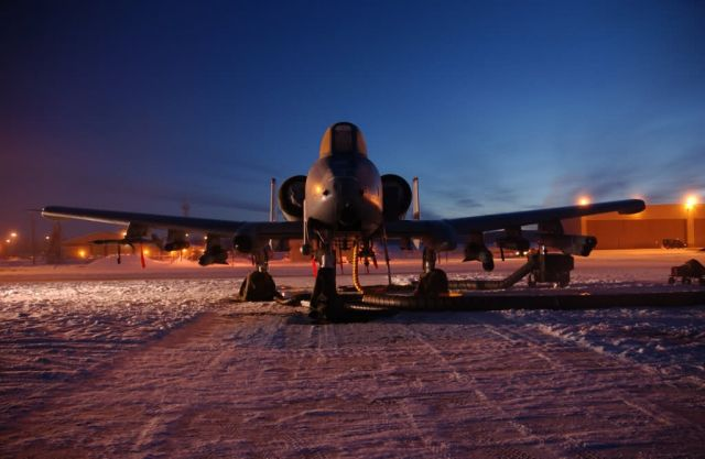 O/A-10 Thunderbolt II - Ready to go Picture
