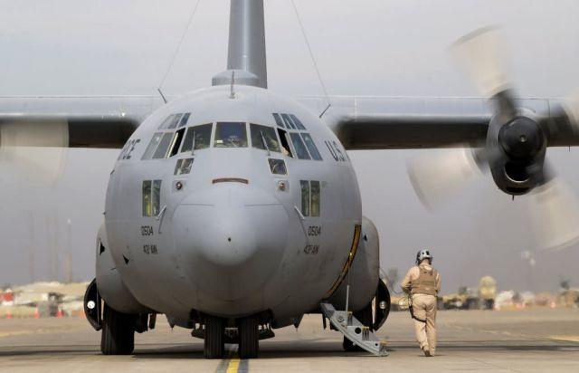 C-130 Hercules - Pre-flight inspections Picture