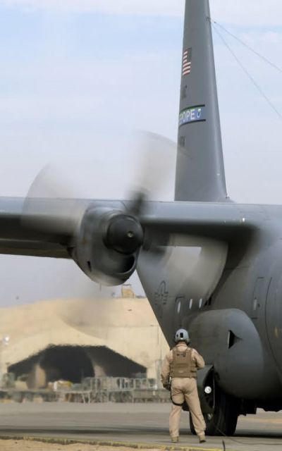 C-130 Hercules - Pre-flight inspections Picture