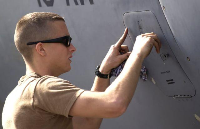 C-130 Hercules - Hercules inspections Picture