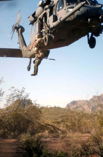 HH-60 Pave Hawk - Hoist 'em up Picture
