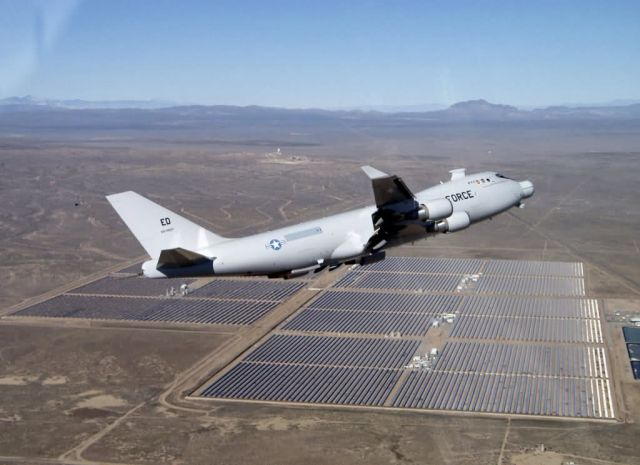 YAL-1A Airborne Laser - Airborne Laser conducts extended flight test Picture