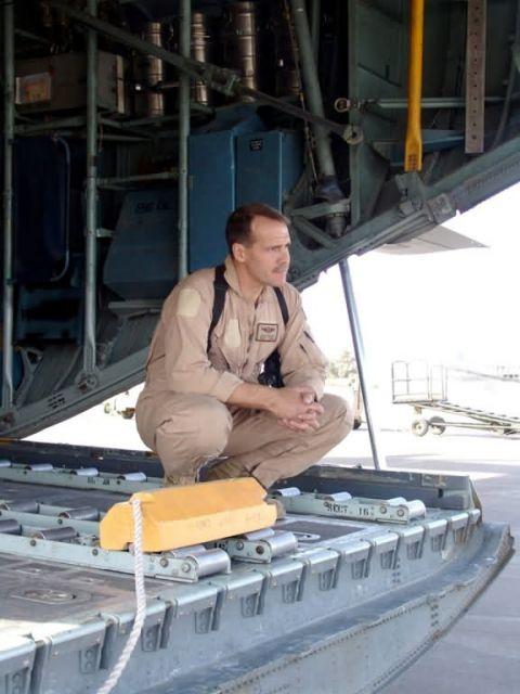 C-130 Hercules - Loader in waiting Picture