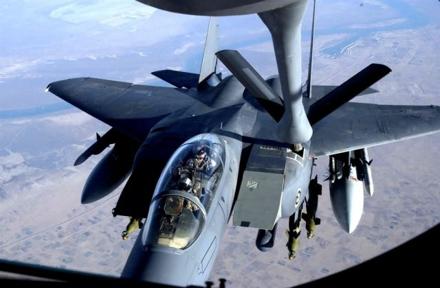 F-15E - Get it 'n' go Picture