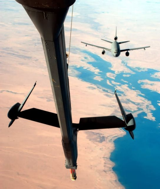 KC-10 - The pump in the sky Picture
