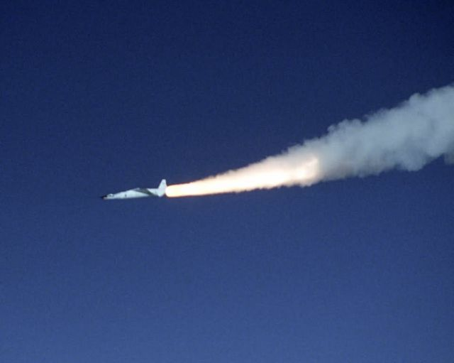 X-43A - NASA X-43A rockets to Mach 9.8 at Edwards Picture