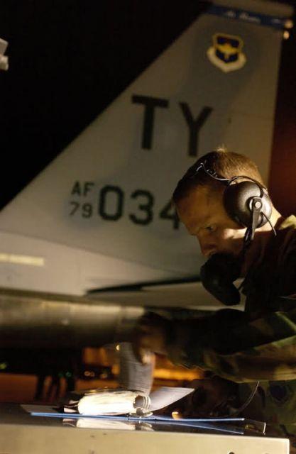 F-15 Eagle - William Tell 2004 Picture