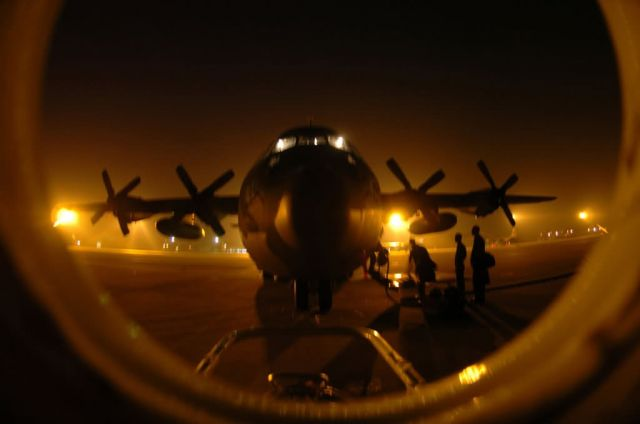 C-130 Hercules - Keen Sword 2005 Picture
