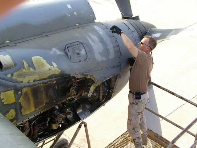 C-130 Hercules - Team deploys to recover damaged aircraft Picture