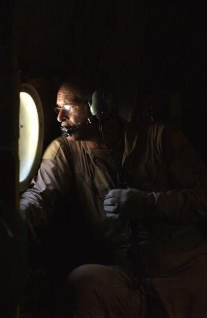 C-130 Hercules - Guardsmen making K-2 connections Picture