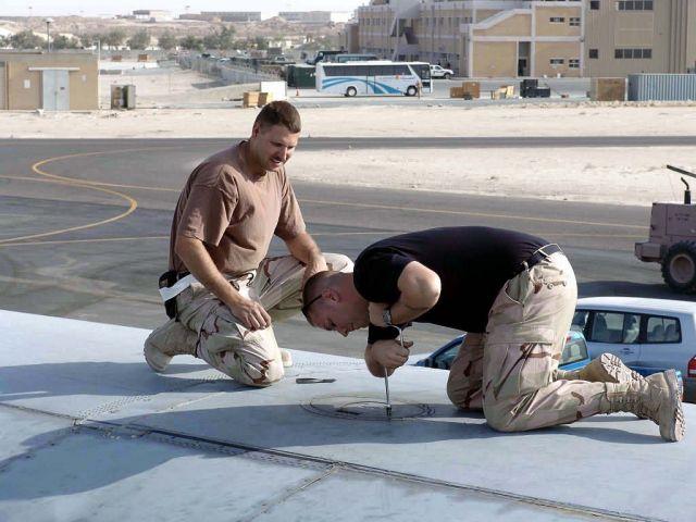 C-130 Hercules - Gettin' ready Picture