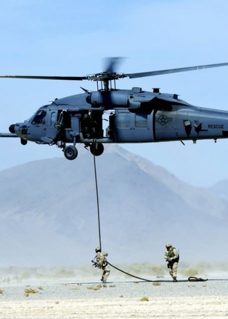 HH-60 Pave Hawk - Mission not impossible Picture
